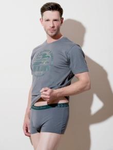 Komplet Henderson DERBY szary, jeans