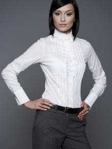 Koszula Nife k05 Biała