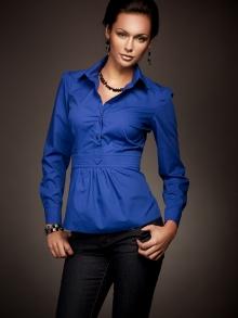 Koszula Nife k23 Royal