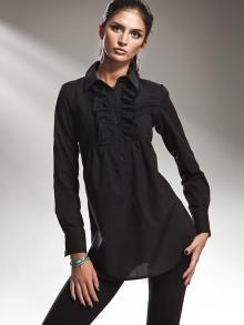 Koszula Nife k29 Czarna