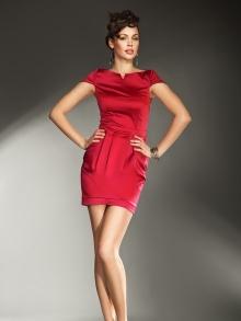 Sukienka Nife s11 Czerwona