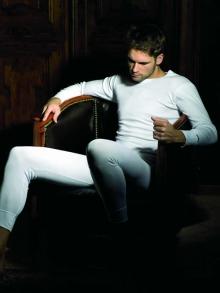 Koszulka Henderson Peter Basic Line długi rękaw
