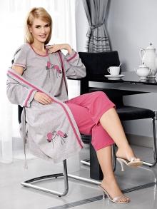 Piżama L&L Flamingo