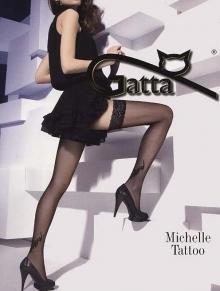 Pończochy Gatta Michelle Tattoo 12