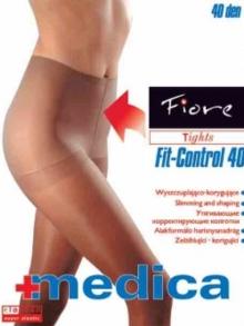 Rajstopy Fiore Fit control 40