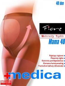 Rajstopy Fiore Mama 40