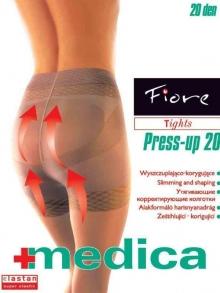Rajstopy Fiore Press up 20