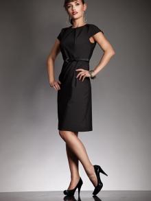 Sukienka Nife s09 Czarna
