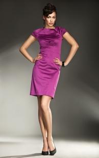 Sukienka Nife s10 Fuksja