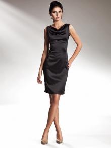 Sukienka Nife s15 Czarny